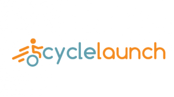 Logo for Cyclelaunch.com