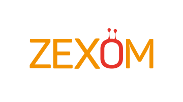 Logo for Zexom.com