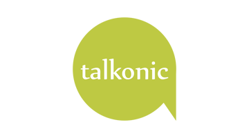 Logo for Talkonic.com