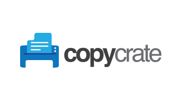 Logo for Copycrate.com
