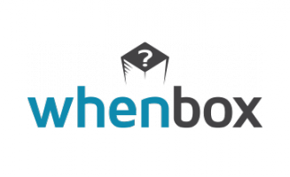 Logo for Whenbox.com