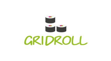 Logo for Gridroll.com