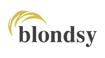 Logo for Blondsy.com