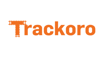 Logo for Trackoro.com