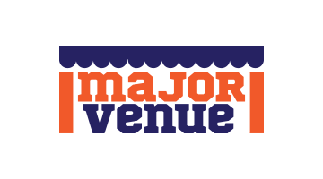 Logo for Majorvenue.com