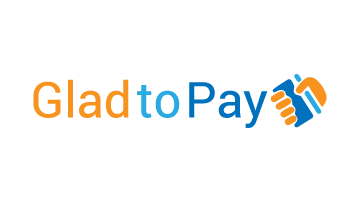 Logo for Gladtopay.com