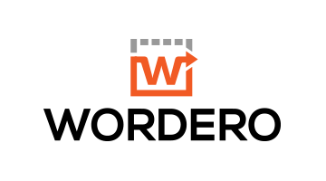 Logo for Wordero.com