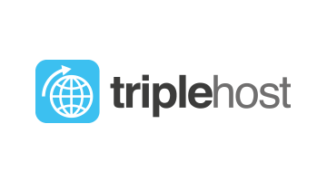 Logo for Triplehost.com