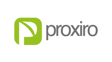 Logo for Proxiro.com