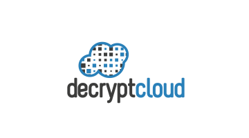 Logo for Decryptcloud.com