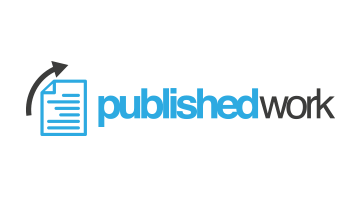 Logo for Publishedwork.com
