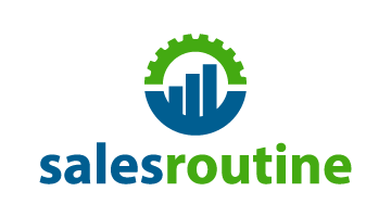 Logo for Salesroutine.com