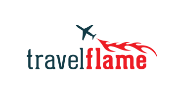 Logo for Travelflame.com