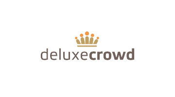Logo for Deluxecrowd.com