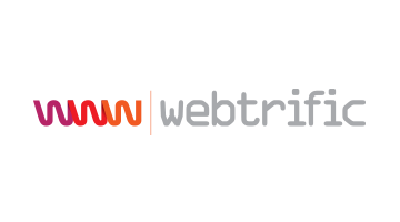 Logo for Webtrific.com