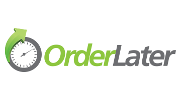 Logo for Orderlater.com