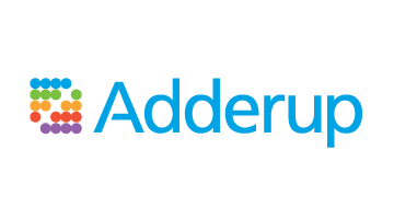 Logo for Adderup.com