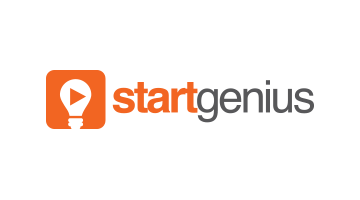 Logo for Startgenius.com