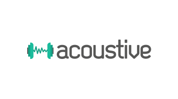 Logo for Acoustive.com