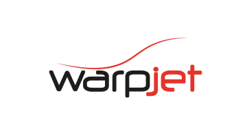 Logo for Warpjet.com