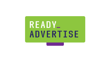 Logo for Readyadvertise.com