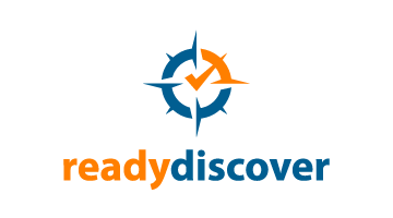 Logo for Readydiscover.com