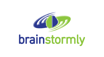 Logo for Brainstormly.com