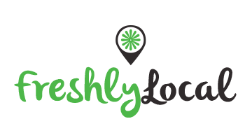 Logo for Freshlylocal.com