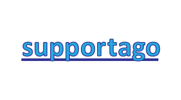 Logo for Supportago.com