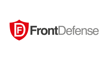 Logo for Frontdefense.com