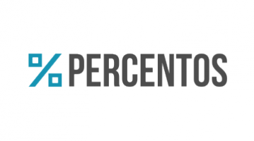 Logo for Percentos.com