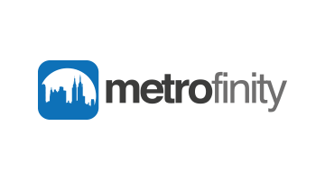 Logo for Metrofinity.com