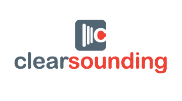Logo for Clearsounding.com