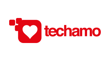 Logo for Techamo.com