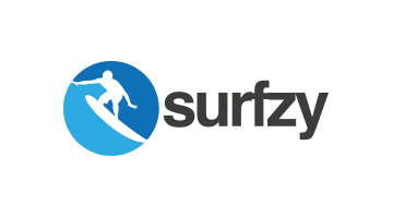 Logo for Surfzy.com