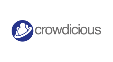Logo for Crowdicious.com