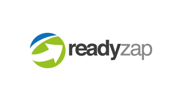 Logo for Readyzap.com