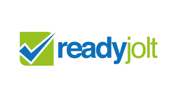 Logo for Readyjolt.com