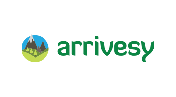 Logo for Arrivesy.com