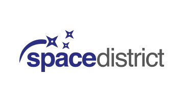 Logo for Spacedistrict.com
