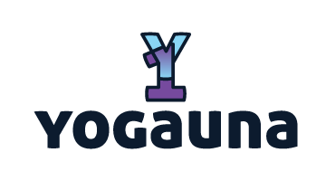 Logo for Yogauna.com