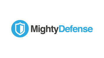 Logo for Mightydefense.com