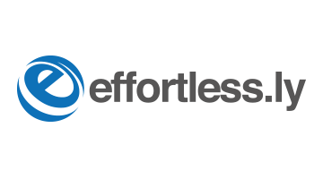 Logo for Effortless.ly