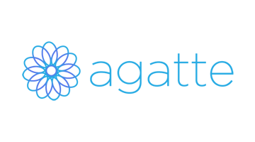 Logo for Agatte.com