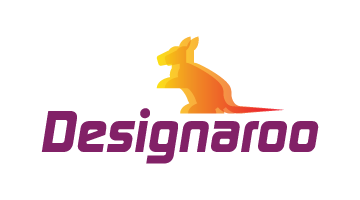 Logo for Designaroo.com