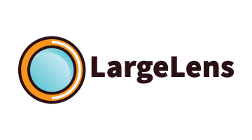 Logo for Largelens.com