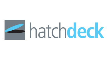 Logo for Hatchdeck.com