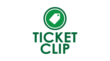 Logo for Ticketclip.com