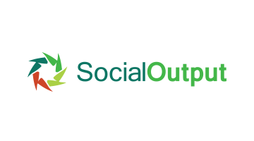 Logo for Socialoutput.com