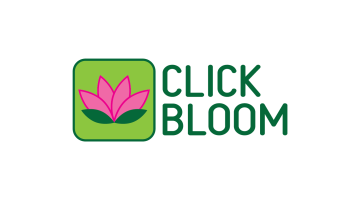 Logo for Clickbloom.com